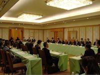 長野県建設部との懇談会